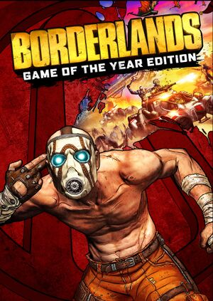 Borderlands: Game of the Year Enhanced cover