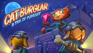 Cat Burglar: A Tail of Purrsuit cover