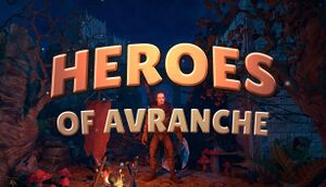 Heroes Of Avranche cover