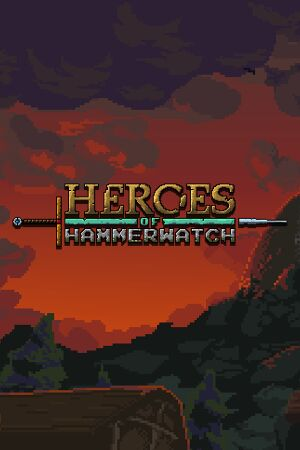 Heroes of Hammerwatch cover
