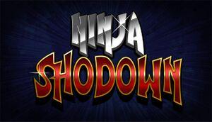 Ninja Shodown cover