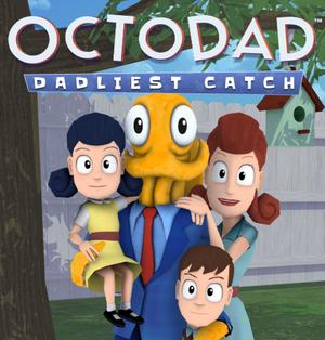 Octodad: Dadliest Catch cover