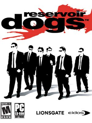 Reservoir Dogs cover