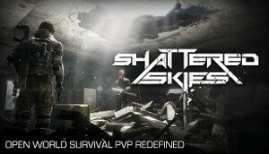 Shattered Skies cover