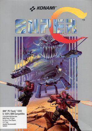 Super C cover