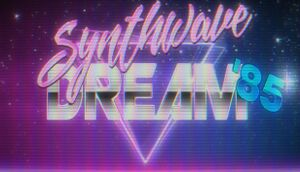 Synthwave Dream '85 cover