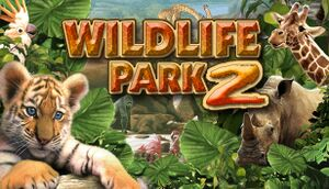 Wildlife Park 2 cover