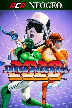 2020 Super Baseball cover