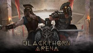 Blackthorn Arena cover