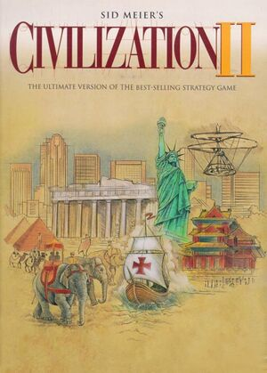 Sid Meier's Civilization II cover