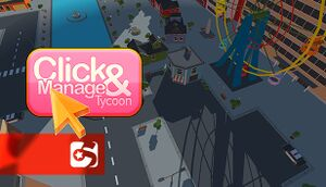 Click and Manage Tycoon cover