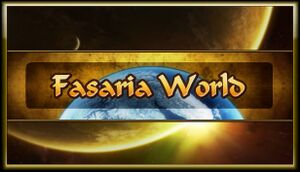 Fasaria World Online cover