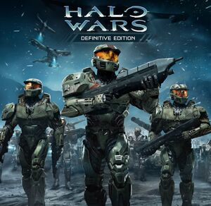 Halo Wars: Definitive Edition cover
