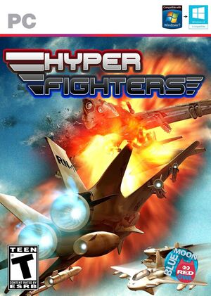 Hyper Fighters cover
