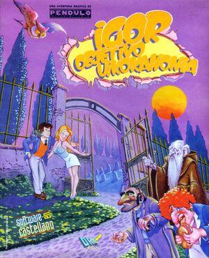 Igor: Objective Uikokahonia cover