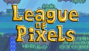 League of Pixels cover