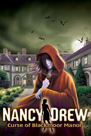 Nancy Drew: Curse of Blackmoor Manor cover