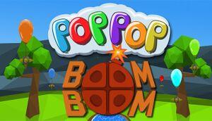 Pop Pop Boom Boom VR cover