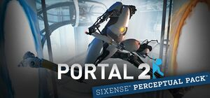 Portal 2 Sixense Perceptual Pack cover
