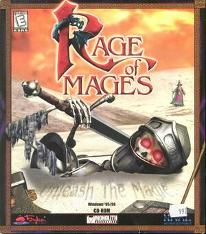 Rage of Mages cover