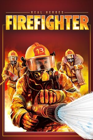Real Heroes: Firefighter cover