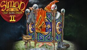 Simon the Sorcerer 2: 25th Anniversary Edition cover