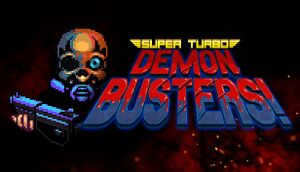 Super Turbo Demon Busters! cover