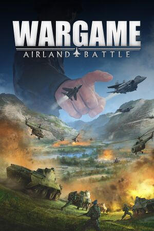 Wargame: Airland Battle cover