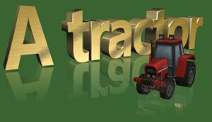 A Tractor cover