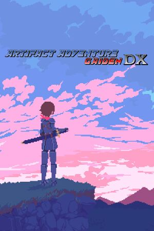 Artifact Adventure Gaiden DX cover