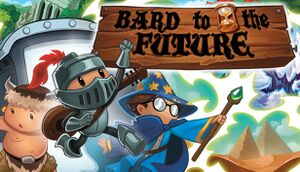 Bard to the Future cover