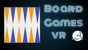 Board Games VR cover