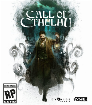 Call of Cthulhu: The Official Video Game cover