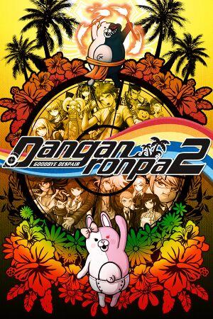 Danganronpa 2: Goodbye Despair cover