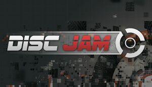 Disc Jam cover