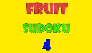 Fruit Sudoku🍉 4 cover