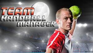 Handball Manager - TEAM cover