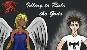 Idling to Rule the Gods cover