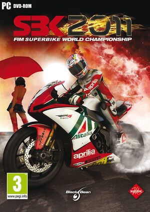 SBK 2011: Superbike World Championship cover