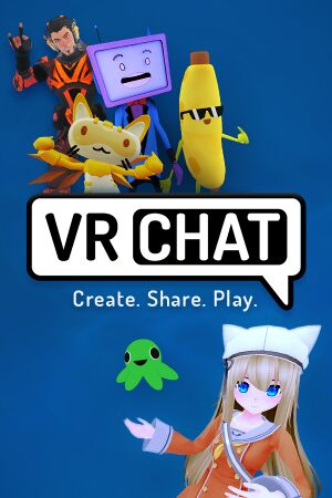 VRChat cover