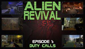 Alien Revival - Episode 1 - Duty Calls cover
