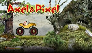 Axel & Pixel cover