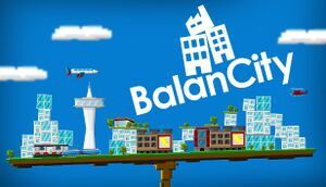BalanCity cover