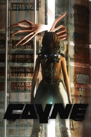 Cayne cover