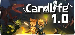 CardLife: Cardboard Survival cover