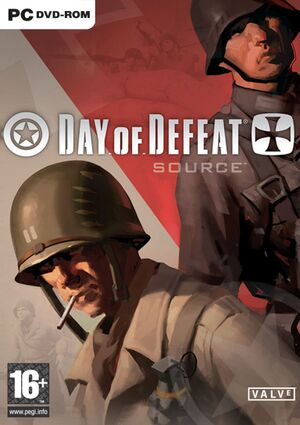 Day of Defeat: Source cover