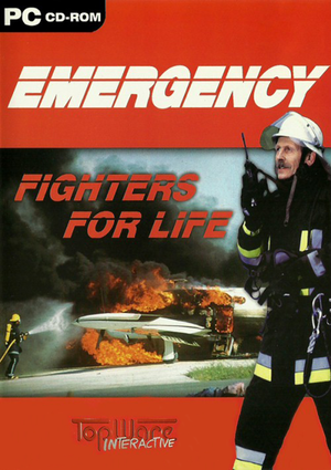 Emergency: Fighters for Life cover