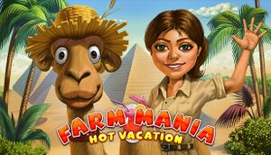 Farm Mania: Hot Vacation cover
