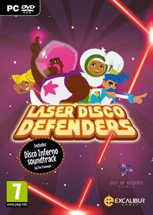 Laser Disco Defenders cover