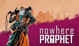Nowhere Prophet cover